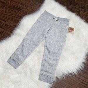 🆕️Canadiana | Heather Gray Kids Jogger Sweatpants